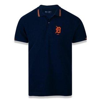 Polo New Era MLB Detroit Tigers Core Basic