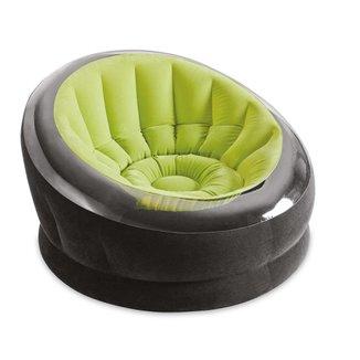 Poltrona Inflável p/ piscina Intex Empire Sofá Cadeira Suporta até 100 KG