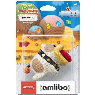 Poochy & Yoshi's Woolly World + Amiibo Yarn Poochy