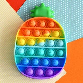 Pop It Fidget Toys Abacaxi Little Cute