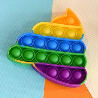Pop It Fidget Toys Emoji Little Cute