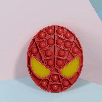 Pop It Fidget Toys Homem Aranha Little Cute