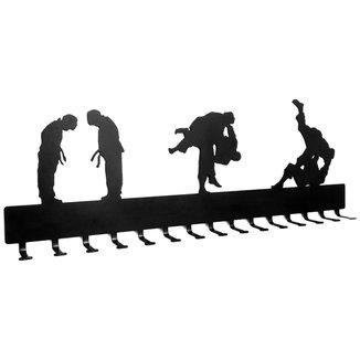 Porta Medalhas - Jiu Jitsu