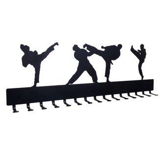 Porta Medalhas - Taekwondo