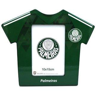 Porta Retrato Camisa Futebol Foto 10x15 cm -  Palmeiras