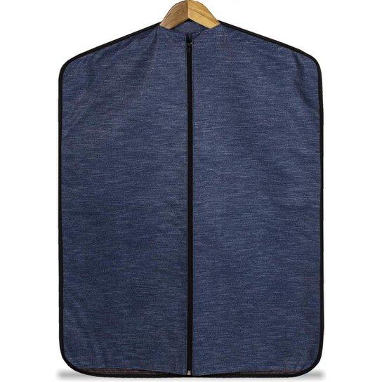 Porta Terno Artlux - Azul