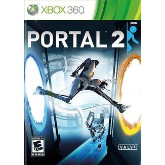 Portal 2 Platinum Hits - Xbox 360