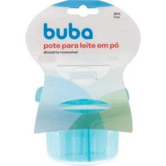 Pote P Leite Em Pó Azul Buba Baby