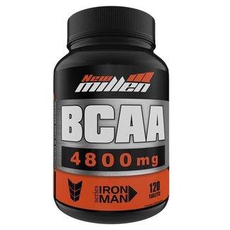 Power BCAA 4800mg 120 tabletes - New Millen