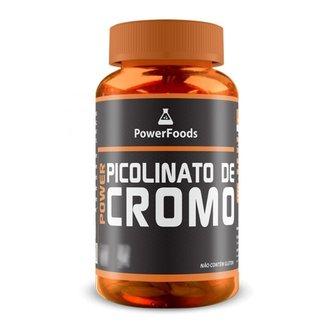 Power Picolinato de Cromo - 600 cápsulas