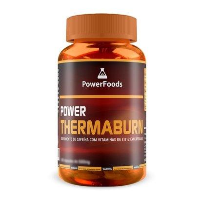 Power ThermaBurn - 600 cápsulas