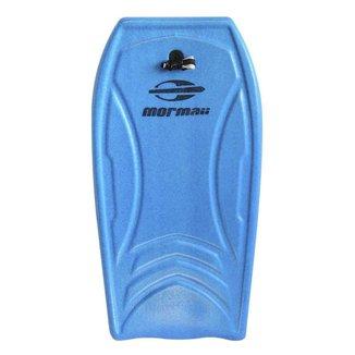 Prancha body board azul infantil Mormaii 1 a 3 anos