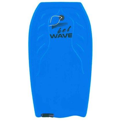 Prancha Bodyboard Alma De Praia Bel Wave Azul tam G