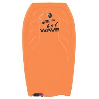Prancha Bodyboard Alma De Praia Bel Wave Azul tam M