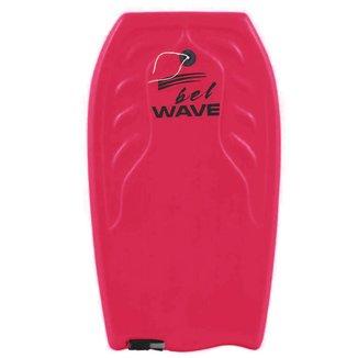Prancha Bodyboard Alma De Praia Bel Wave Verde tam G