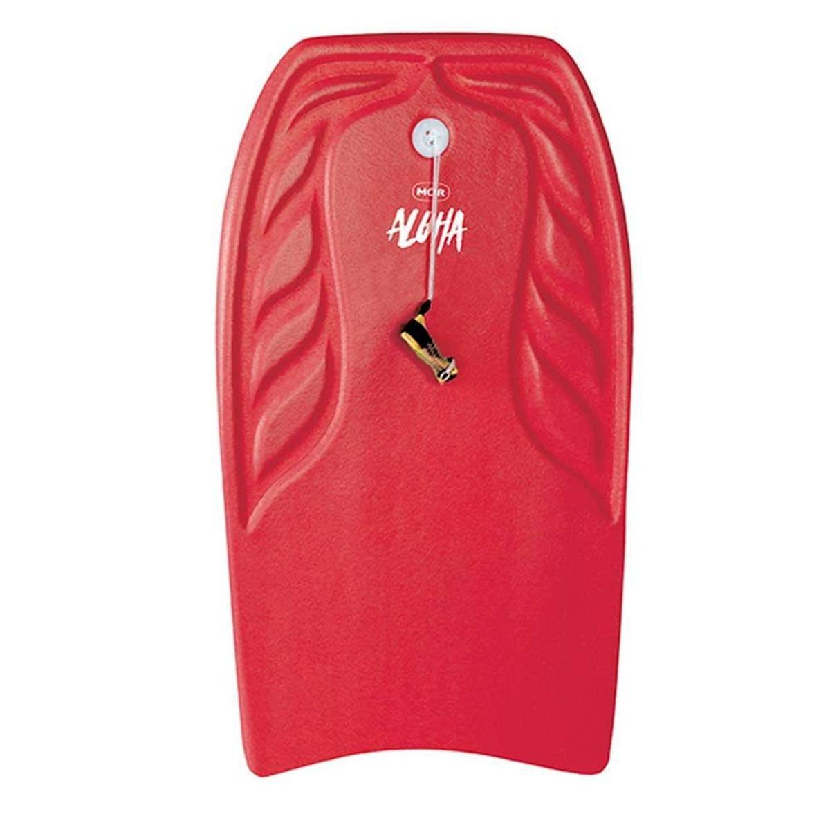 Prancha Bodyboard Aloha 72cm x 43cm - Vermelho - Compre Agora   Netshoes 93d2d15324