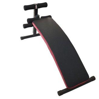 Prancha de abdominal com 5 alturas WCT Fitness