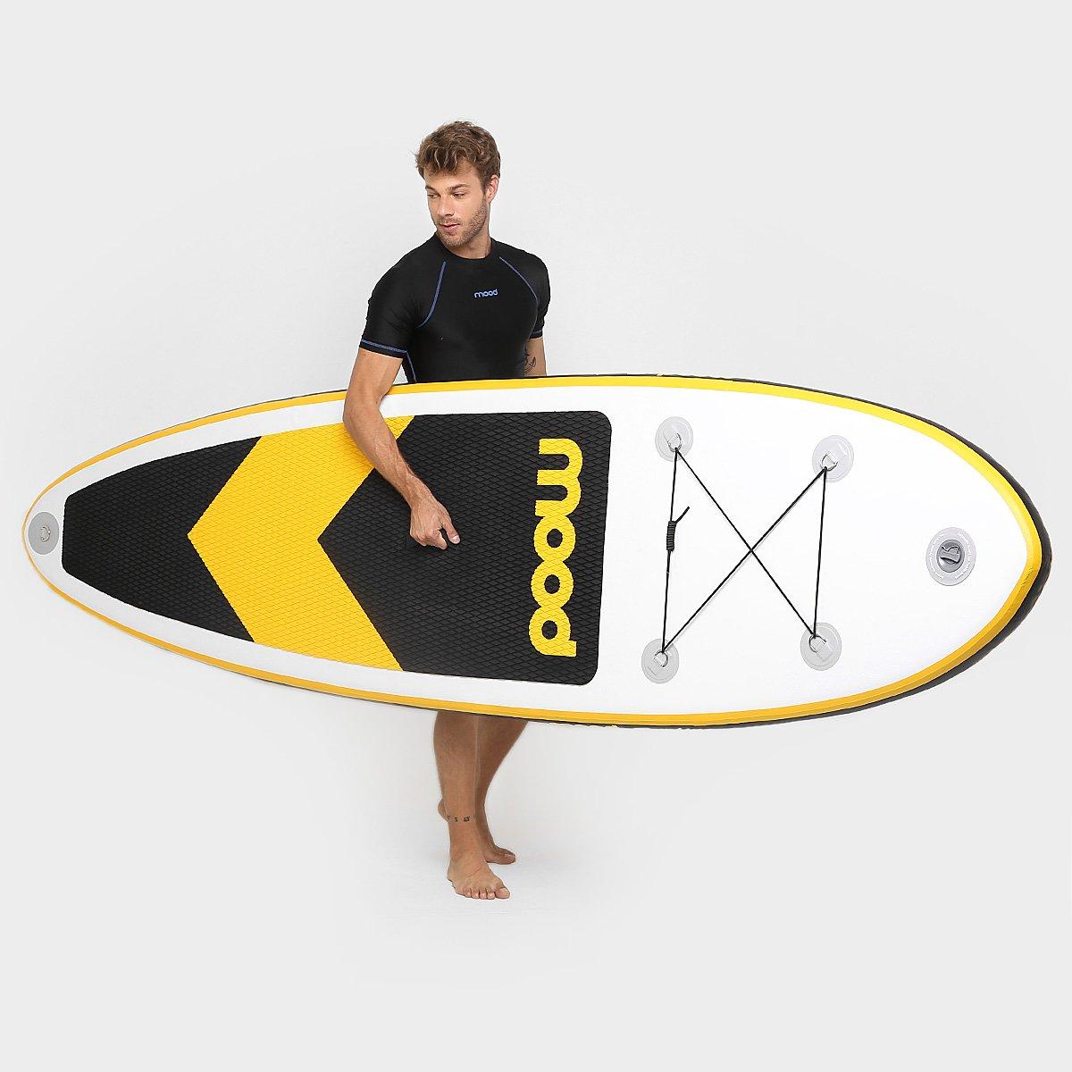 f1e7fd27c Prancha Stand Up Paddle Mood Inflável Port Island 10 pés - Compre Agora