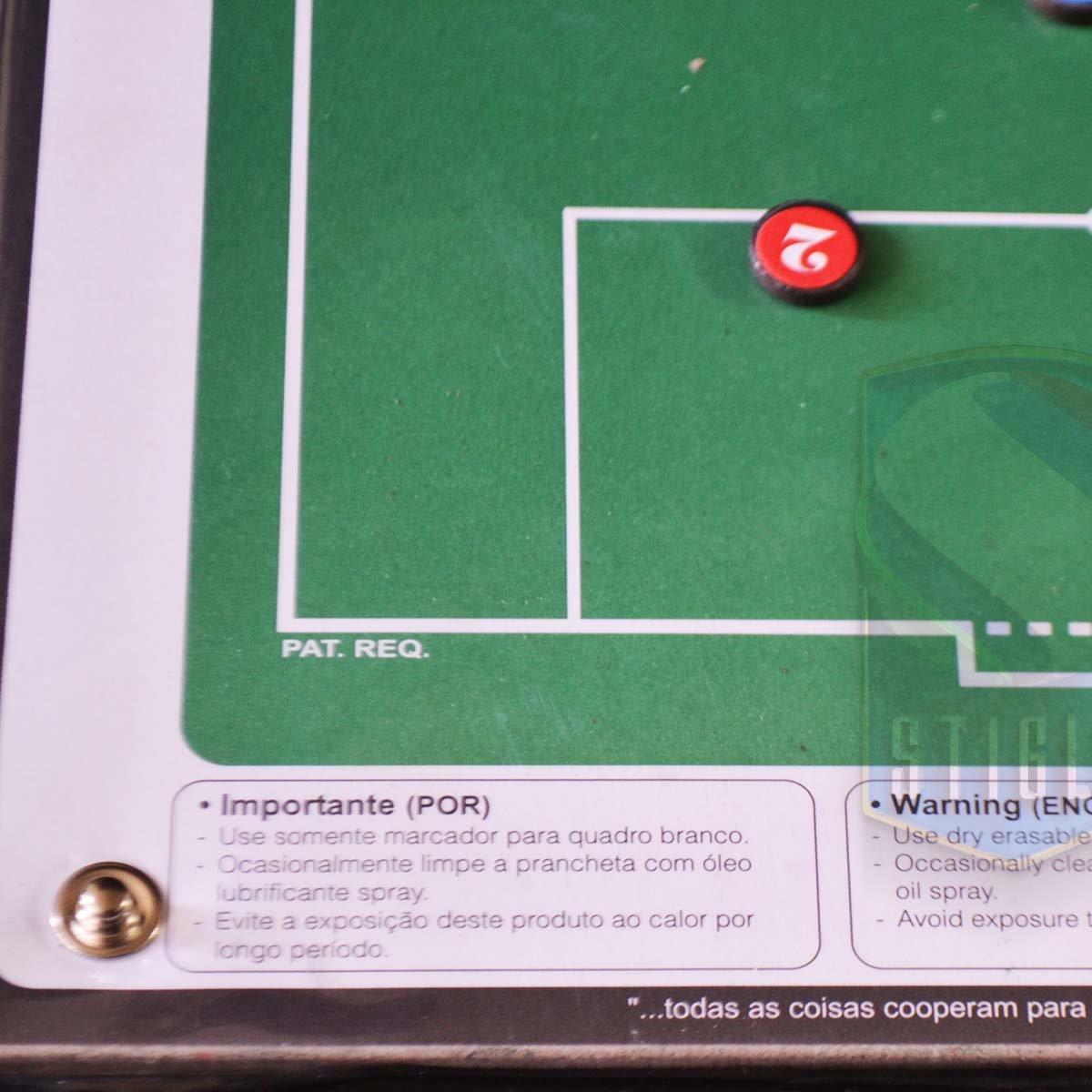 52e3b73083 ... Prancheta Tática Magnética Futebol Society Kief - Imã Caneta ...