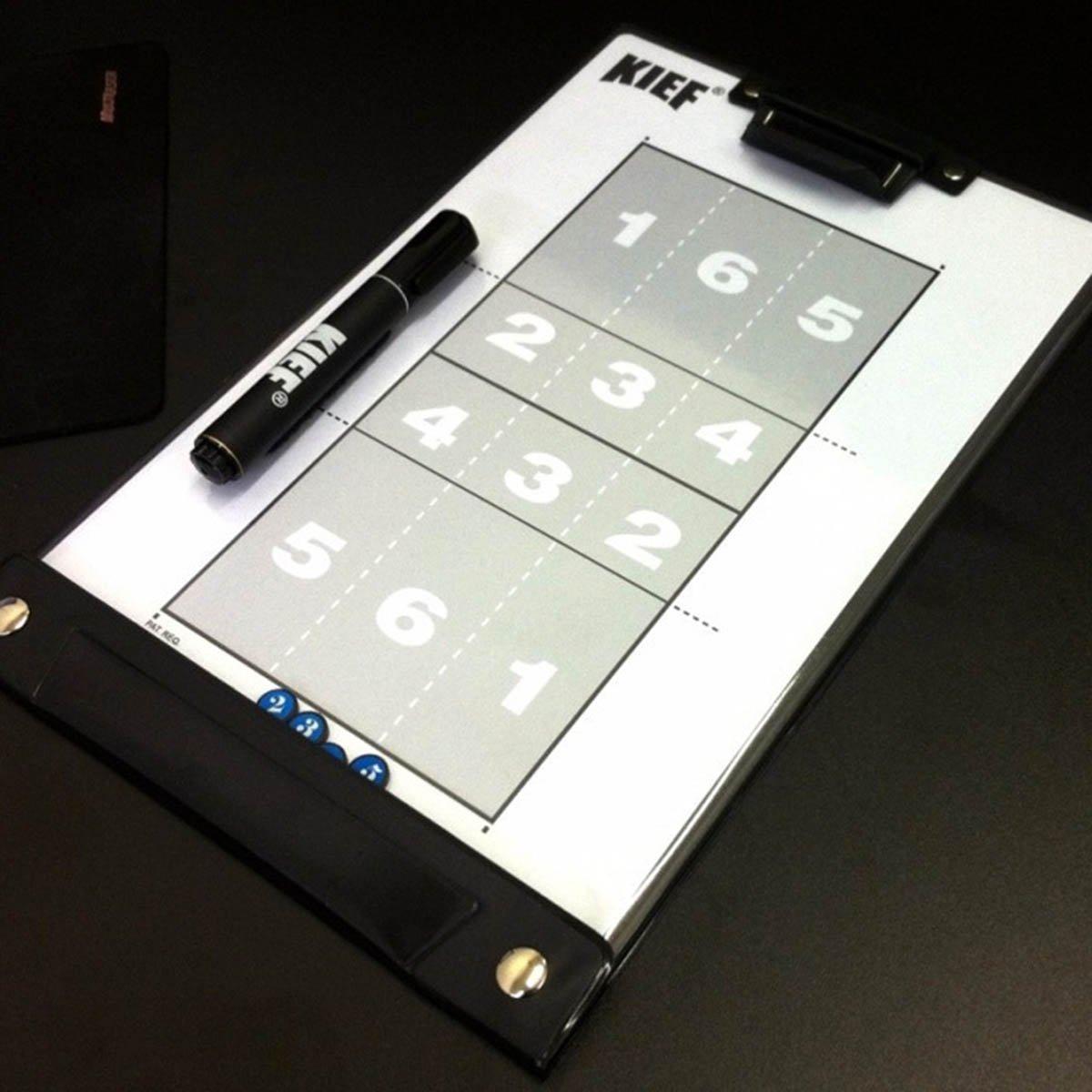 af760f750d Prancheta Tática Magnética Vôleibol Kief C  Caneta - Compre Agora ...