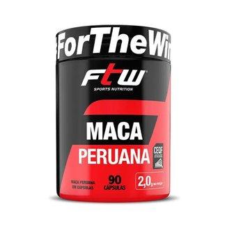 Pré Hormonal Maca Peruana 90 Cáps - FTW