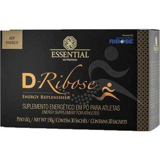 Pré-Treino D-Ribose 5g 30 Unidades  Essential Nutrition