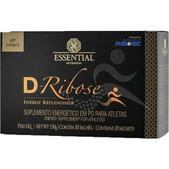 Pré-Treino D-Ribose 5g 30 Unidades  Essential Nutrition -