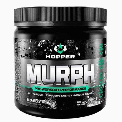 PRÉ-TREINO MURPH 300g ENERGY DRINK HOPPER