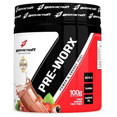 Pré Treino Pré-Worx 100 g- Body Action