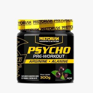 Pré Treino Psycho Pre Workout 300g - Pretorian