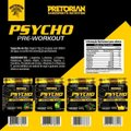 Pré Treino Psycho Pré Workout 300g - Pretorian