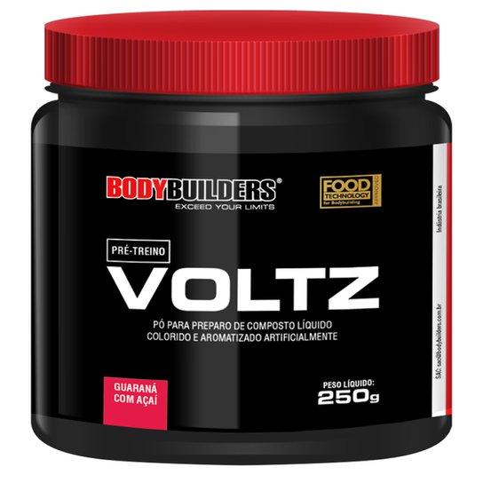 Pré-Treino Voltz 250G - Bodybuilders -