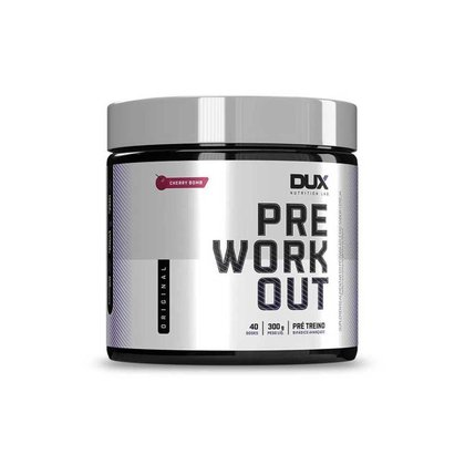 Pre Workout Original Cherry Bomb 300g - Dux