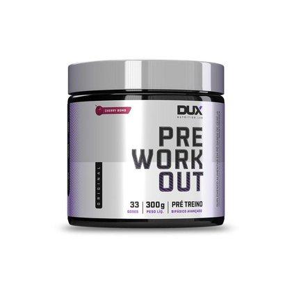 Pre Workout Original Pink Lemonade 300g - Dux