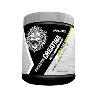 Predator Creatina 100% Monohidratada Nutrata - 300g