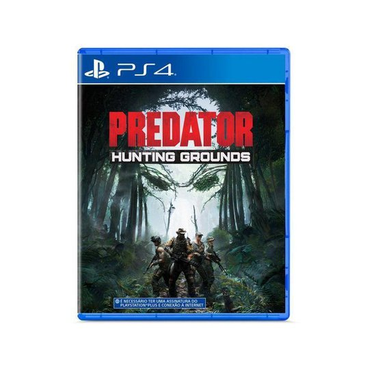 Predator: Hunting Grounds para PS4 IllFonic - Incolor
