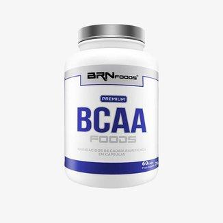 PREMIUM BCAA FOODS 60 CAPS