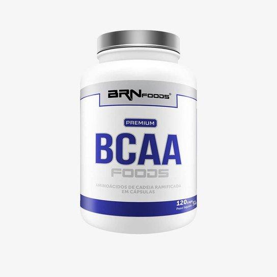 PREMIUM BCAA FOODS - BRN FOODS 120 CAPS -