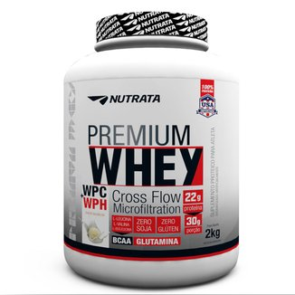 Premium Whey 2kg - Nutrata