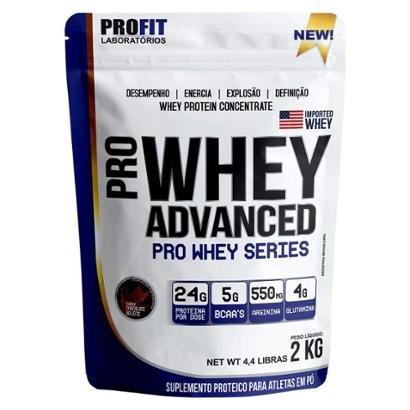 Pro Whey Advanced 2Kg (Refil) - Profit