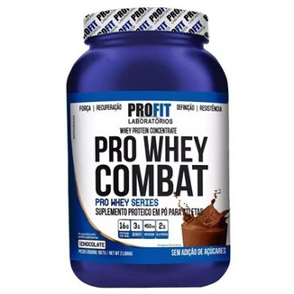 Pro Whey Combat 907g Profit