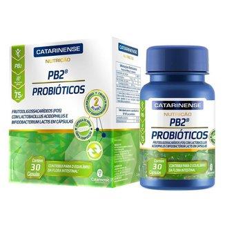 Probióticos PB2 30 cápsulas Catarinense