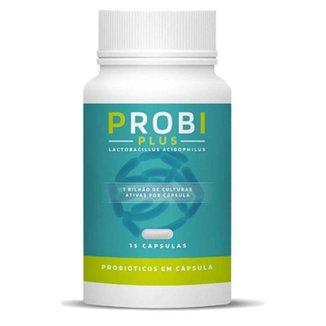 Probiplus Probiótico Divina Pharma 15 cápsulas