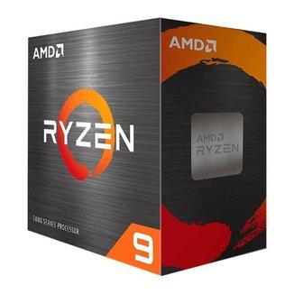 Processador AMD Ryzen 9 5900X 12 Cores 3.7GHz (4.8GHz Turbo) 70MB Cache AM4
