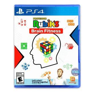 Professor Rubik's Brain Fitness - PS4
