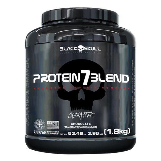 Protein 7 Blend 1,8kg - Black Skull -