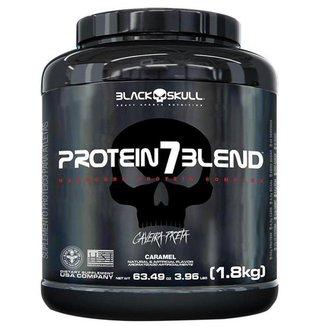 Protein 7 Blend Black Skull - 1,8kg