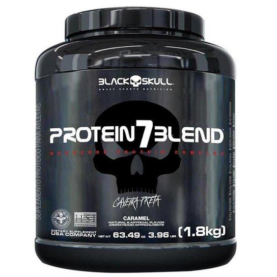 Protein 7 Blend Black Skull - 1,8kg -