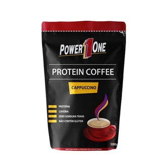 Protein Coffee 100g - Power1One