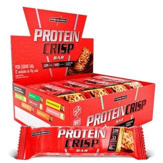 Protein Crisp Bar Display 540g Trufa De Avela (12 Unidades De 45g)